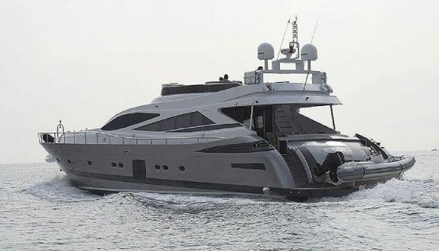 Leomar 95 Charter Yacht - 2