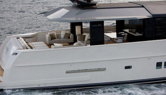 Arcadia 85/03 Charter Yacht - 5