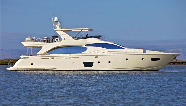 Sea Bella Charter Yacht