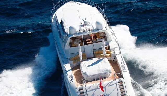 Xoxo Charter Yacht - 5