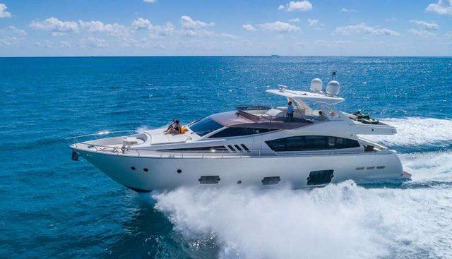 Golden Belle Charter Yacht