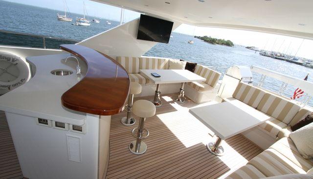 Sterling V Charter Yacht - 2