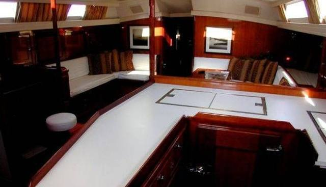 Sirocco Charter Yacht - 4