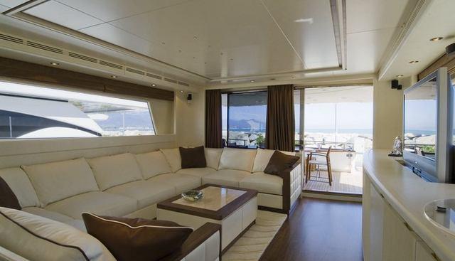 Grande Gatsby Charter Yacht - 4