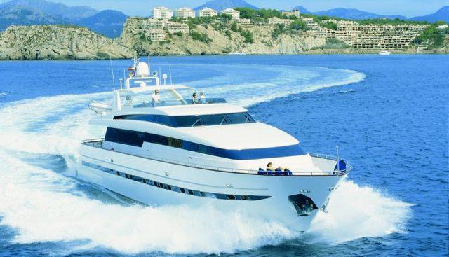 Carom Charter Yacht