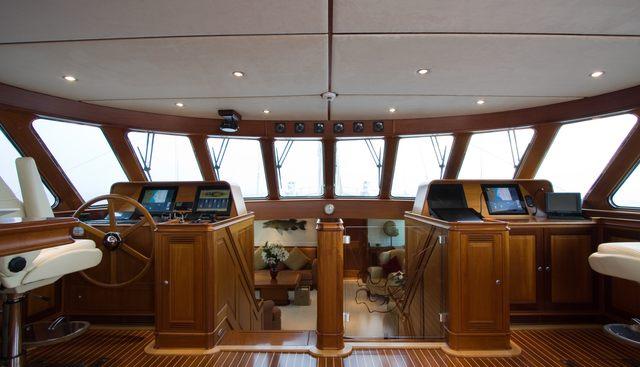 Corto Maltese Charter Yacht - 5