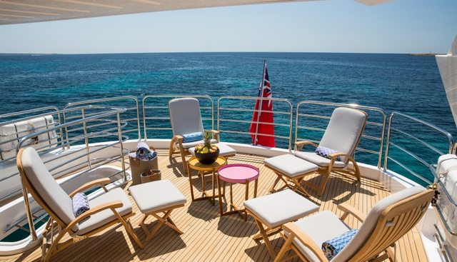 Play the Game Charter Yacht - 3