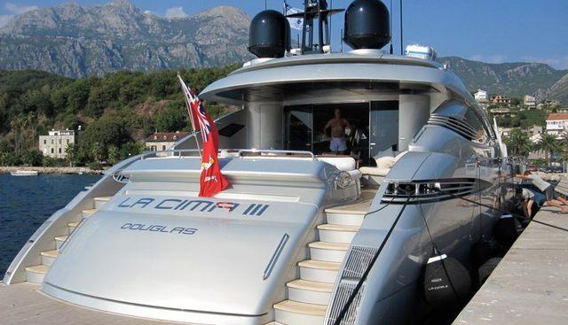 La Cima III Charter Yacht - 5