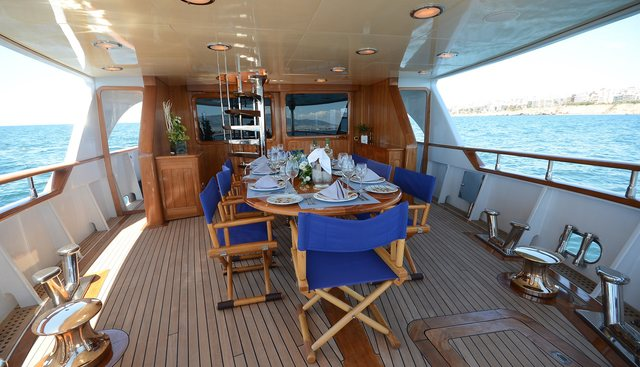 Camellia  Charter Yacht - 5