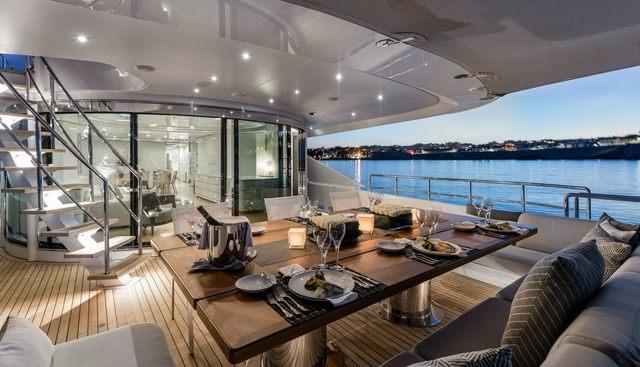 Her Destiny Charter Yacht - 5