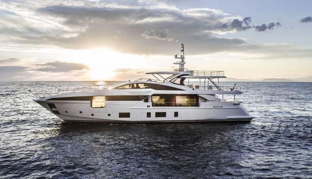 Sama Charter Yacht