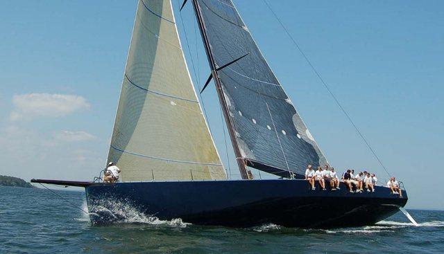 Highland Fling Charter Yacht