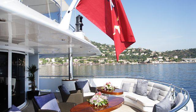 Talisman Maiton Charter Yacht - 5