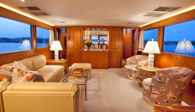 Pyewacket Charter Yacht - 2