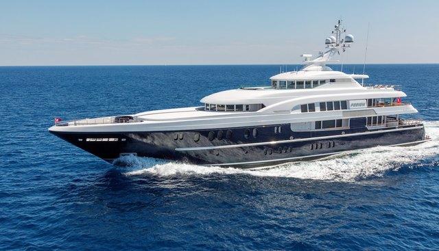 C Star Charter Yacht