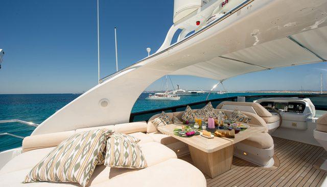 Lex Charter Yacht - 4
