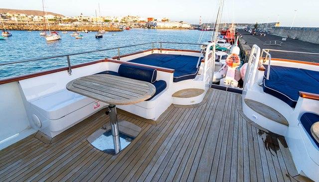 Chantal Charter Yacht - 3