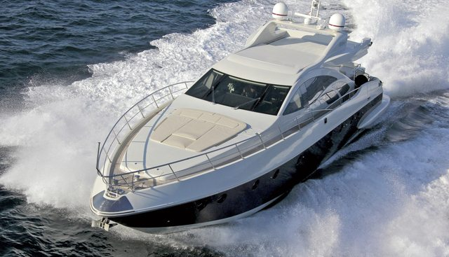 Mr Louis Charter Yacht - 2