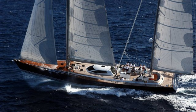 Sojana Charter Yacht