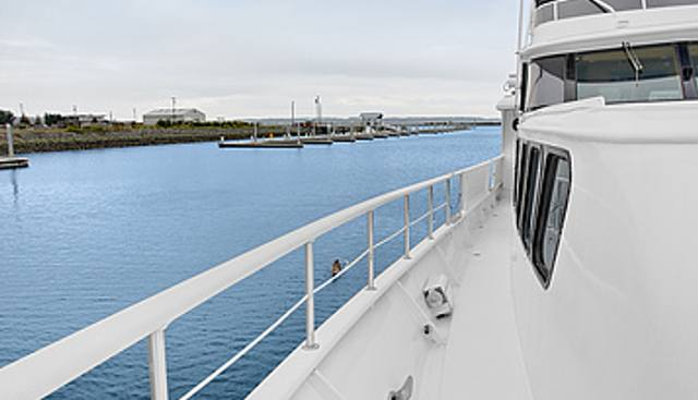 Galilee Charter Yacht - 2
