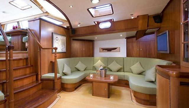 Whirlwind Charter Yacht - 8