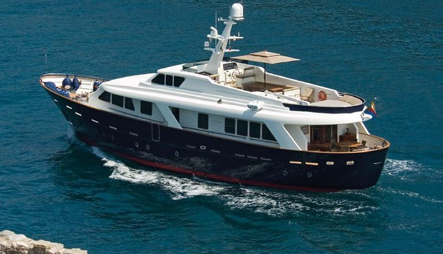 Jacques De Molay Charter Yacht - 3