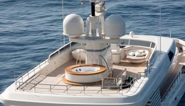Aslec 4 Charter Yacht - 4