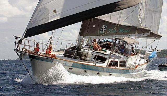Three Moons Charter Yacht