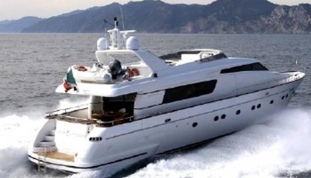 Tourbillon Charter Yacht - 2