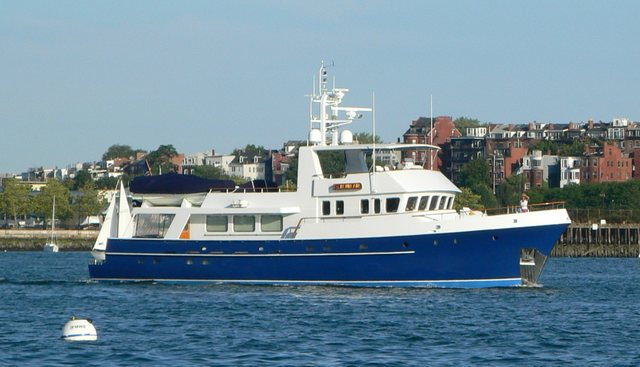 Myu Charter Yacht - 5