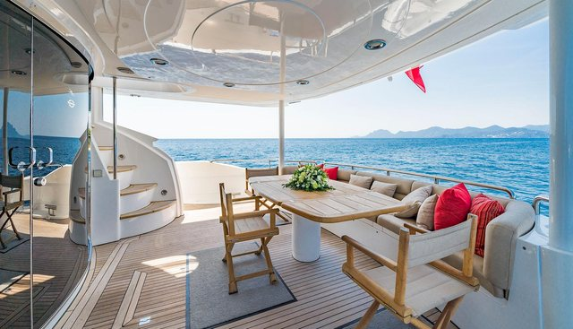 Excelerate Z Charter Yacht - 4