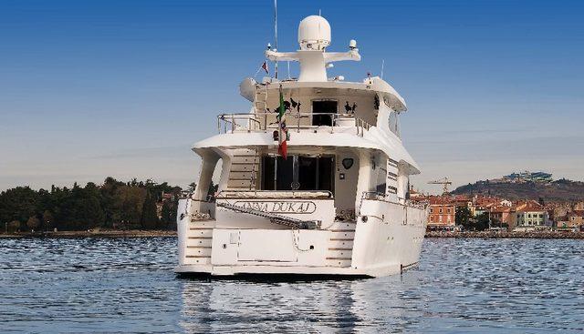 Princess Anna Dukaj Charter Yacht - 4
