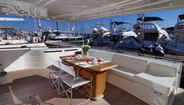 Orlando L Charter Yacht - 3