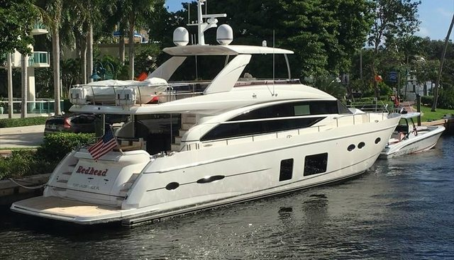 Simpler Charter Yacht