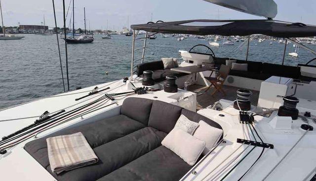 Oculus Charter Yacht - 2