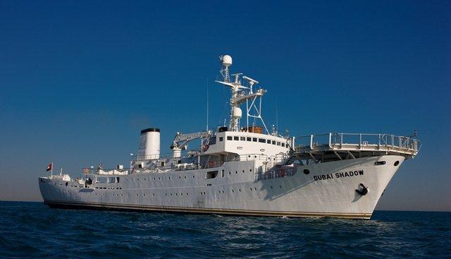 Dubai Shadow Charter Yacht