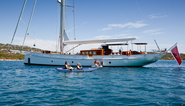 Nyima Charter Yacht - 4