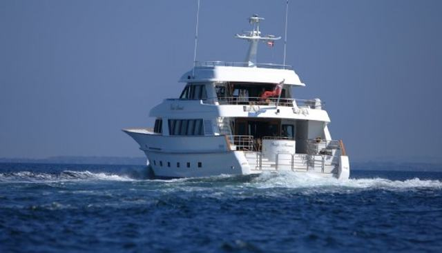 Pacific Mermaid Charter Yacht - 2