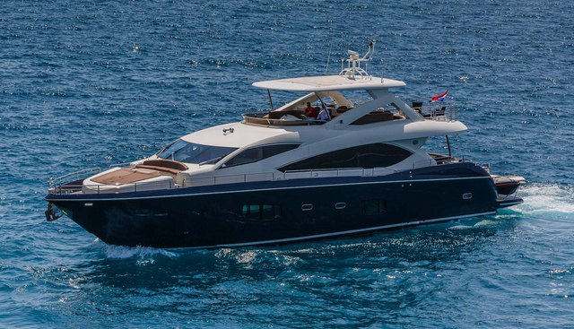 The Best Way Charter Yacht