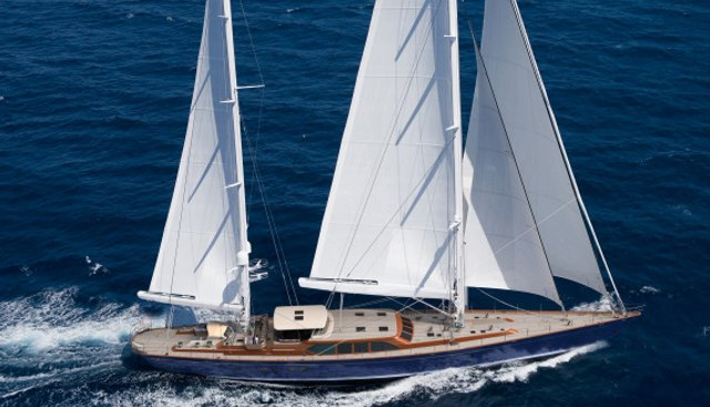 Christopher Charter Yacht