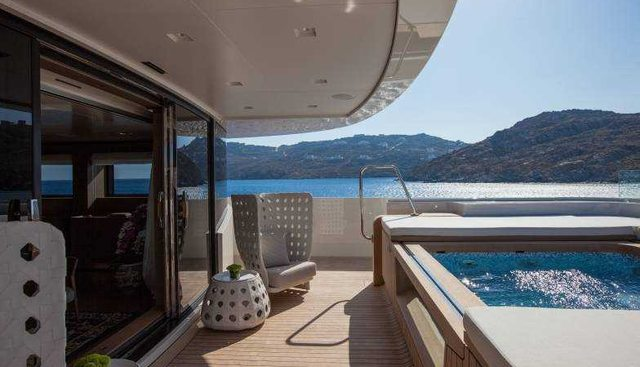 Saramour Charter Yacht - 3