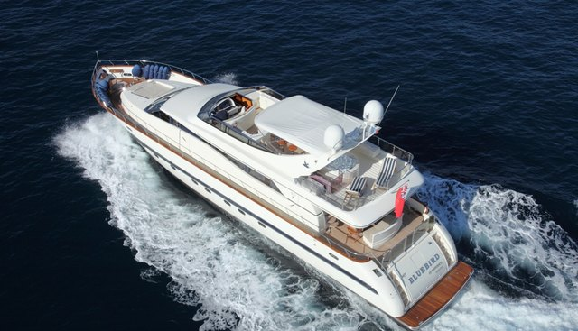Bluebird of Happiness Charter Yacht - 3