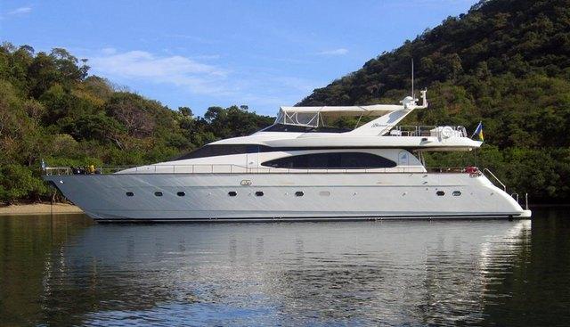 Acqua Charter Yacht