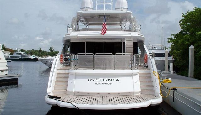 Insignia Charter Yacht - 4