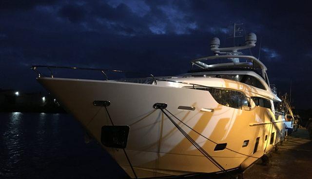 Samaya Charter Yacht