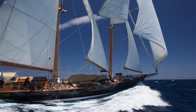 Aschanti IV of Vegasack Charter Yacht - 6