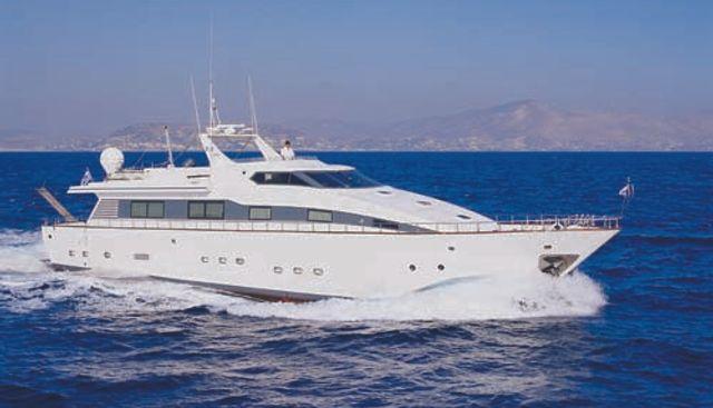 Lady K.K. Charter Yacht