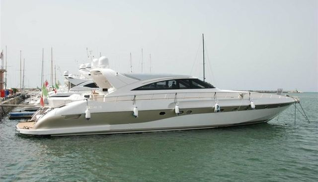 Syber Charter Yacht