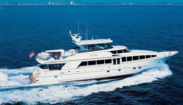 Wonder Charter Yacht