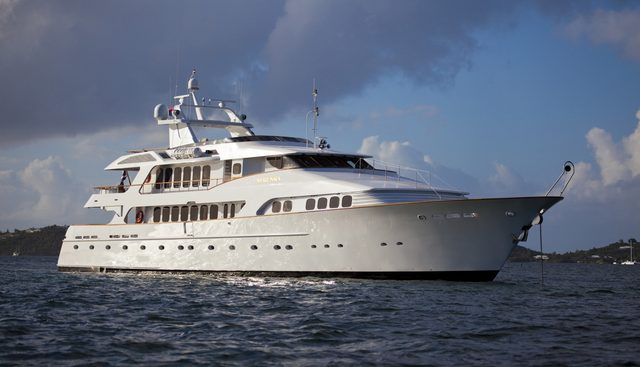 Grand Illusion Charter Yacht